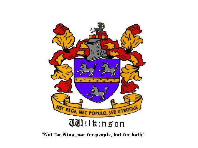JSWilk Coat of Arms